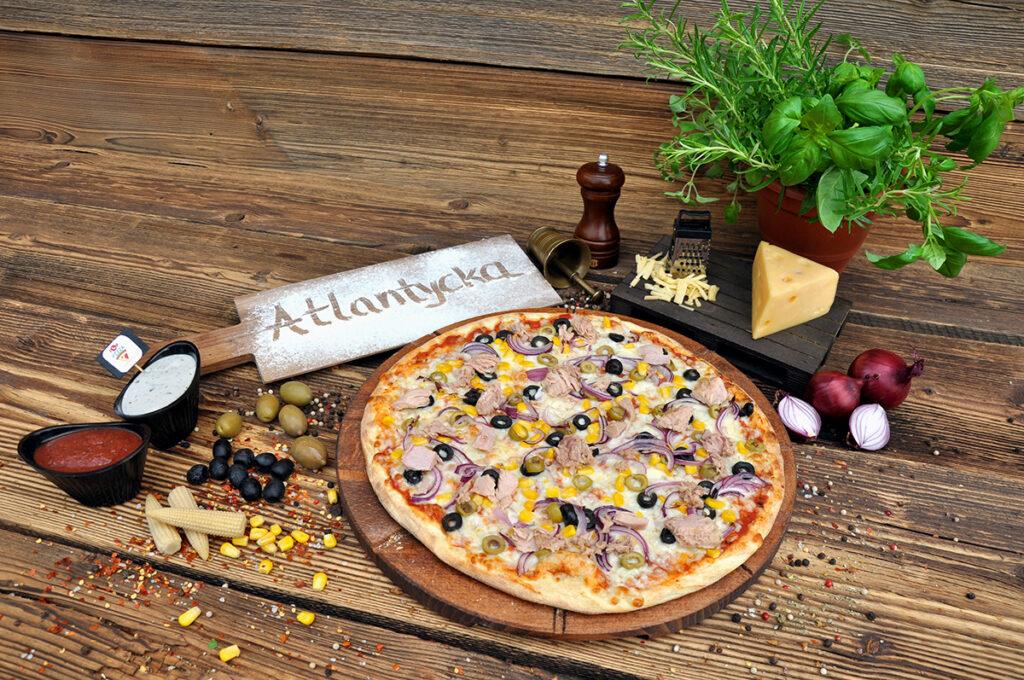 Pizza Atlantycka