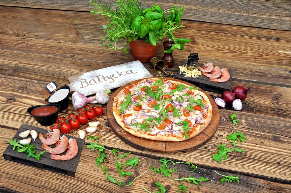 Pizza Bałtycka