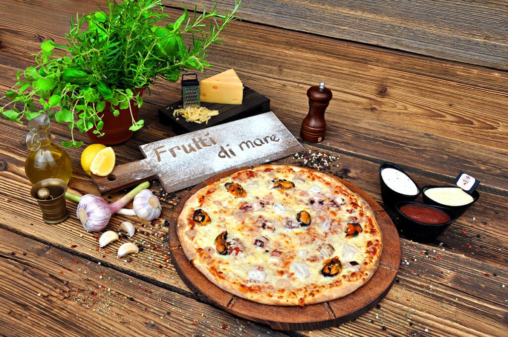 Pizza Frutti