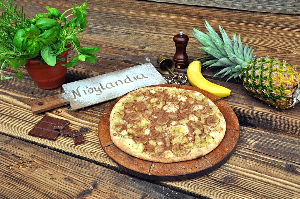 Pizza Nibylandia dla dzieci