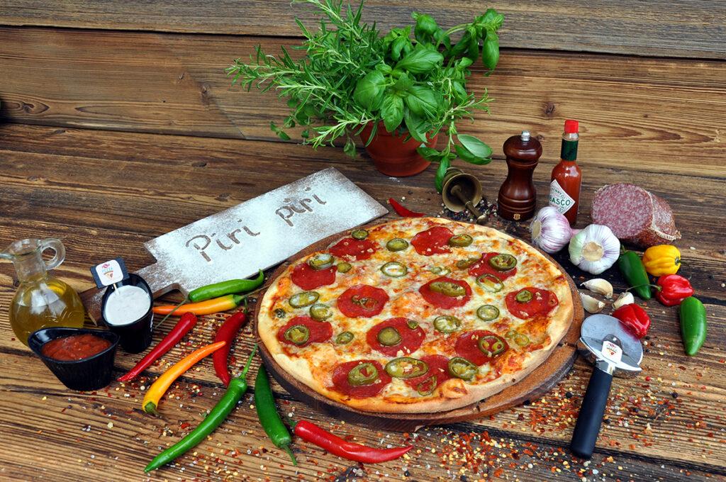 Pizza Piripiri