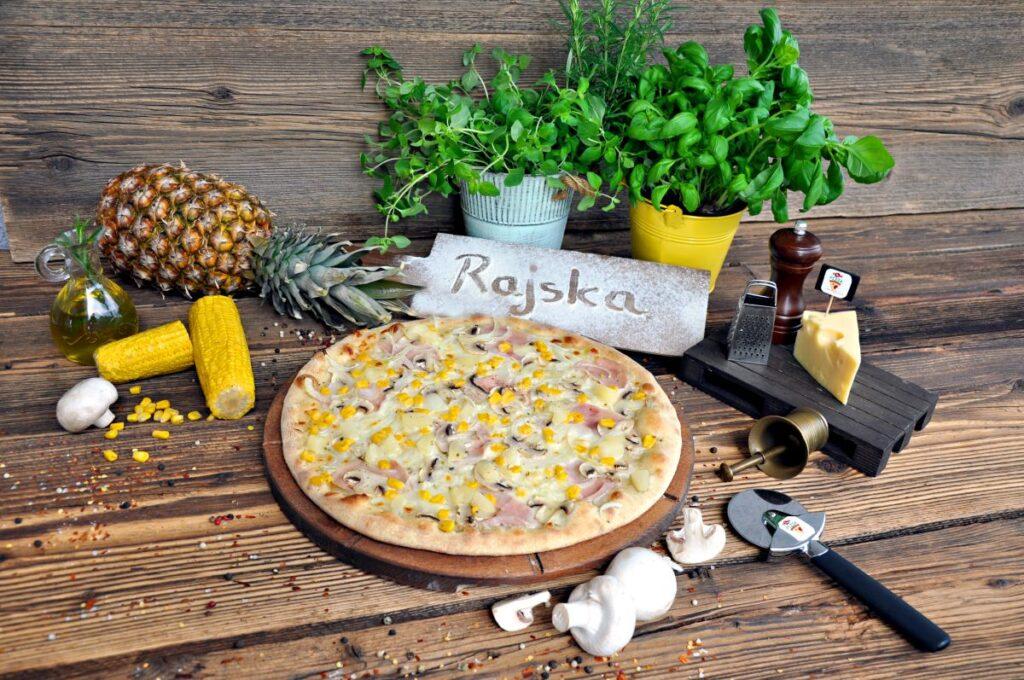 Pizza Rajska